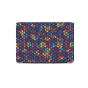 Camouflage Abstract Camo Urban Colorful Macbook Case