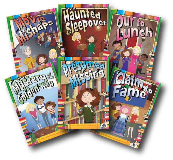 Abby and the Book Bunch Complete Collection