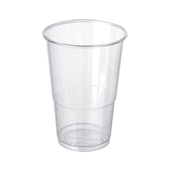 Clear PLA Cup - 8oz