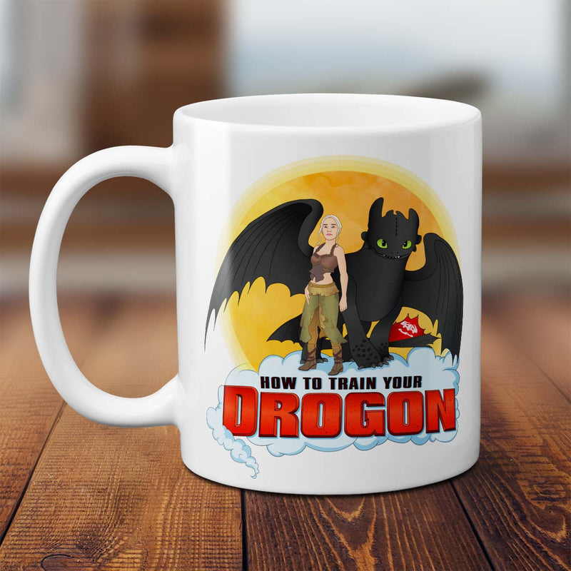 How To Train Your Drogon Mug