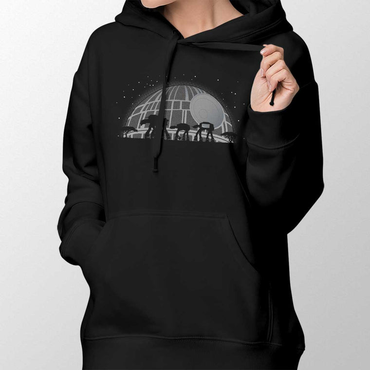 Star Wars AT-RICA Women's Pullover Hoodie