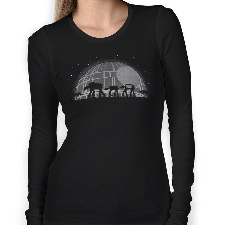 Star Wars AT-RICA Women's Long Sleeve Tee