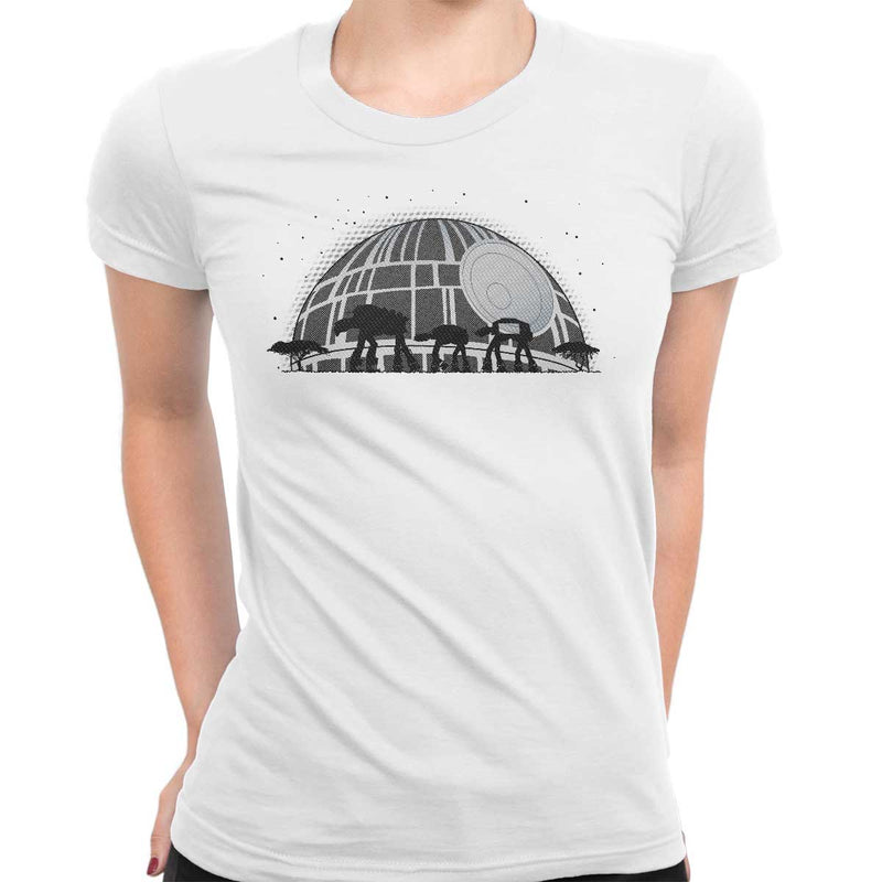 Star Wars AT-RICA Women's Classic Fitted Tee
