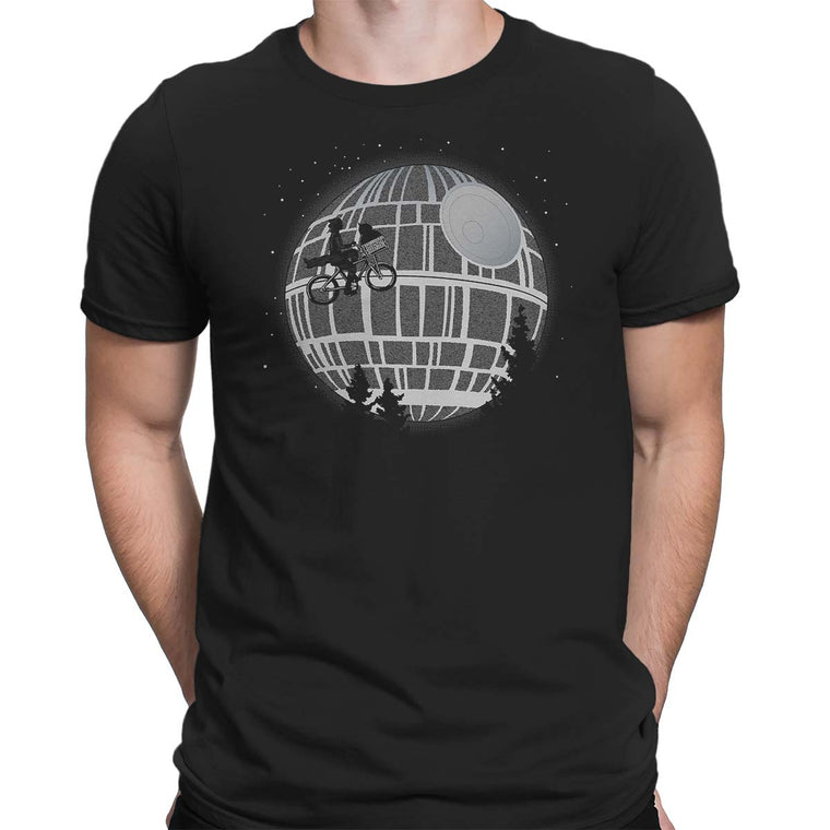 Fly Me To The Death Star Men's Classic Tee
