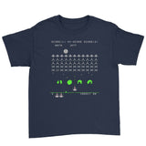 star wars rebel invaders tee navy