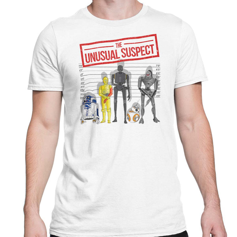 The Unusual Suspect Men's Classic Tee
