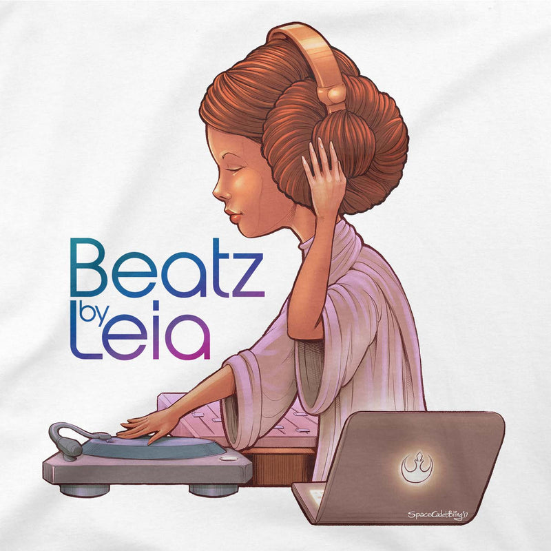 Beatz by Leia Women's Racerback Tank