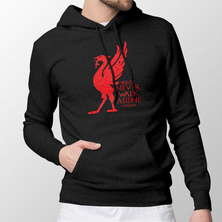 House Liverpool Men's Pullover Hoodie