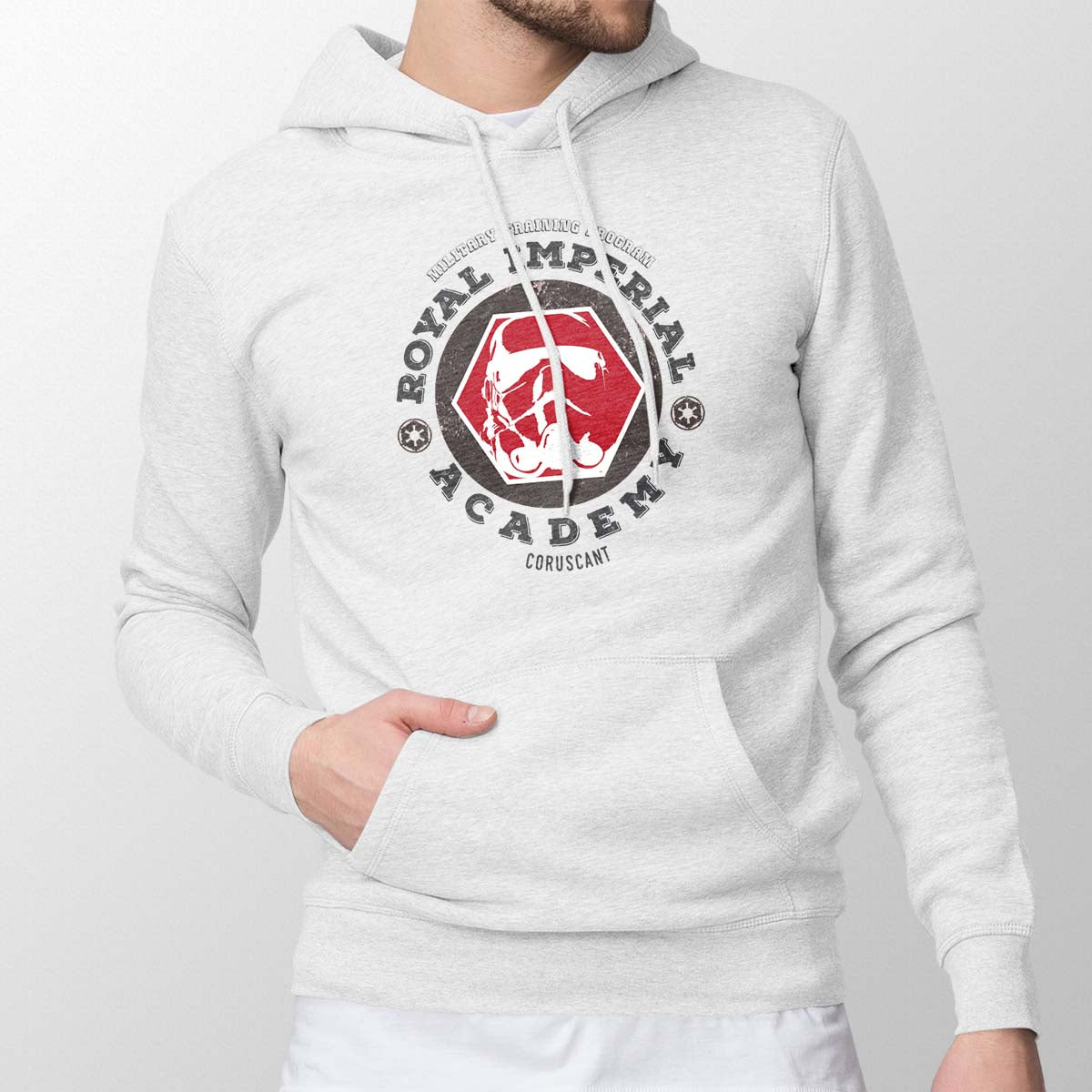 star wars royal imperial academy hoodie white