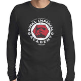 star wars imperial academy long sleeve black