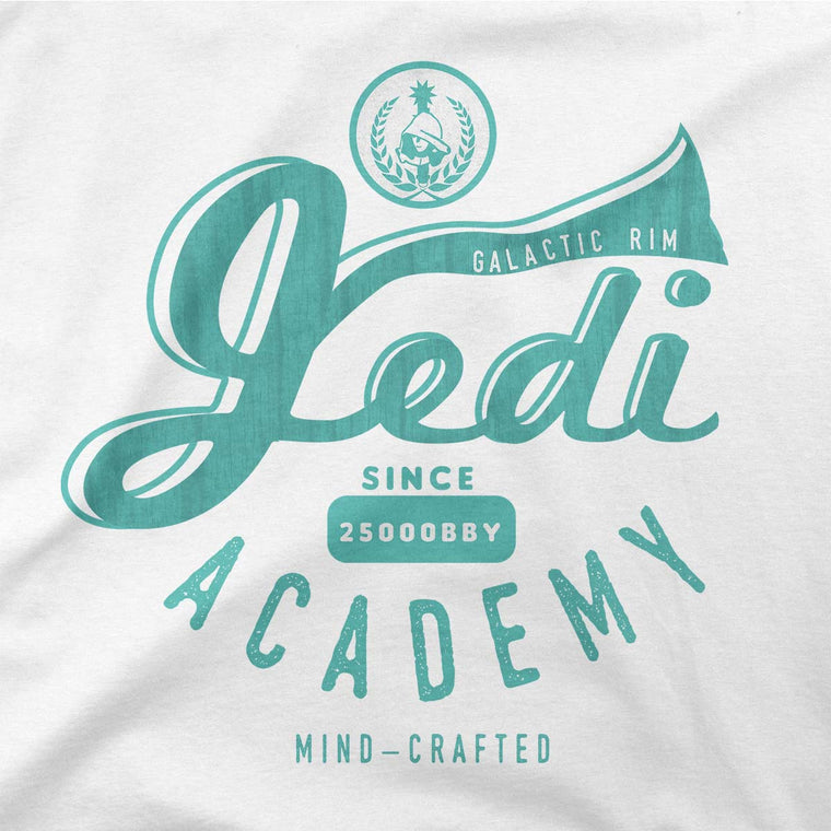 star wars jedi academy red tshirt