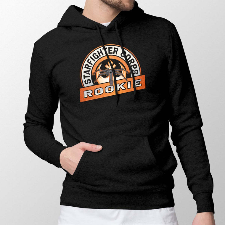 Star Wars Starfighter Corps Men's Pullover Hoodie