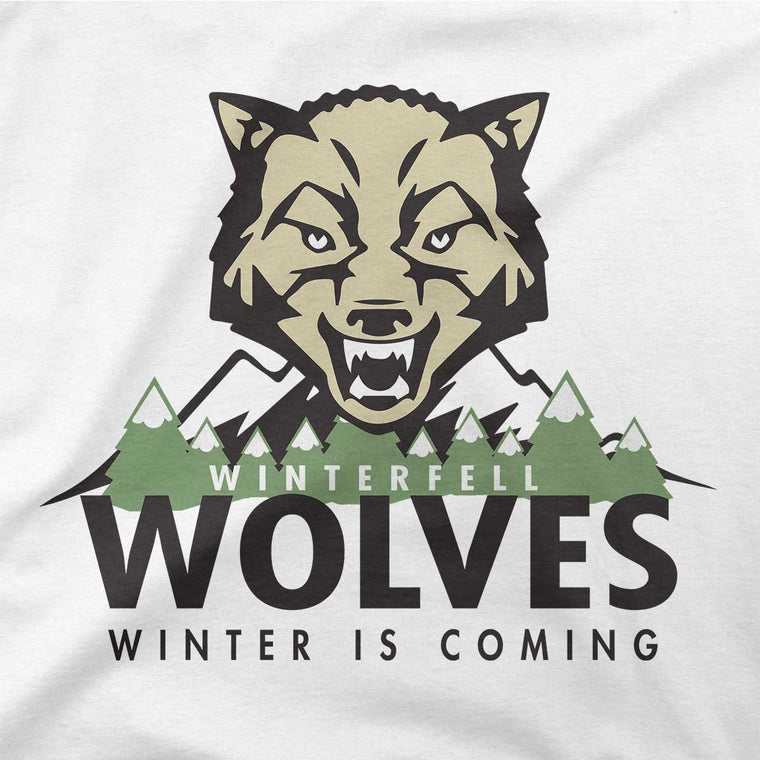 Winterfell Wolves Men's Classic Tee