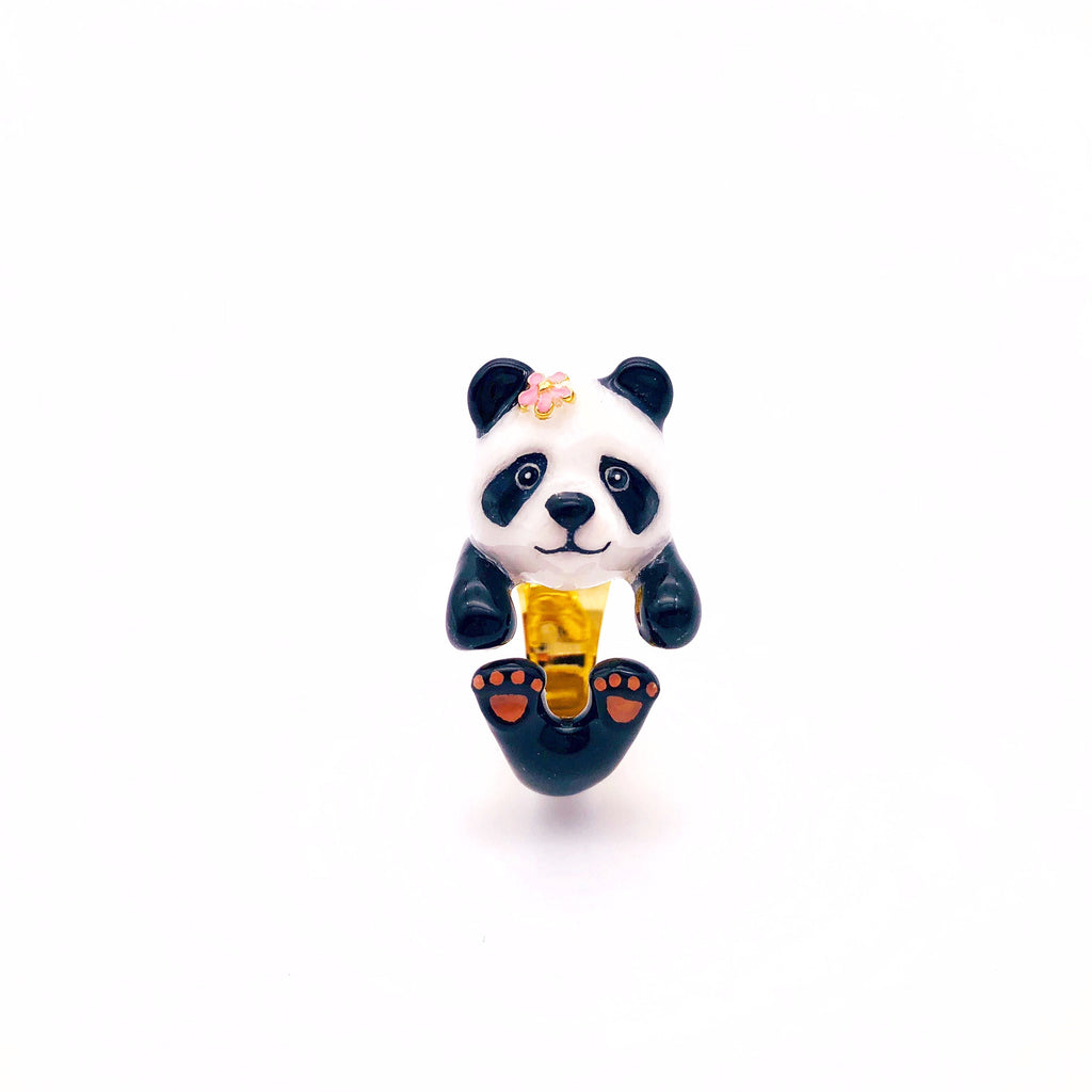 WEAR A WISH | Panda Ring