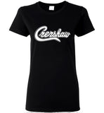 Nipsey Hussle Crenshaw Shirt - Legendary Women T-Shirt Multicolor Sizes S-3XL