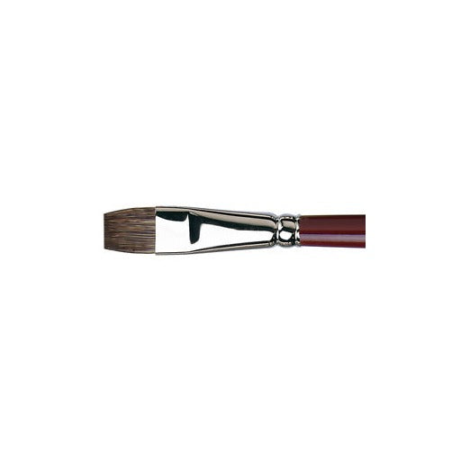 Da Vinci 1840 Black Sable Oil Painting Brush - Size 20