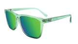 Knockaround Fast Lanes - Glossy Juniper Fade / Green Moonshine  (Polarised)