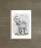 Elephant Thank You Cards