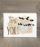 Take Time for You Comfort Card and Print