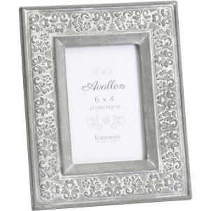 Grey Antique Style Frame