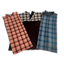 Adult Bib Flannel Clothing Protector # MF101F