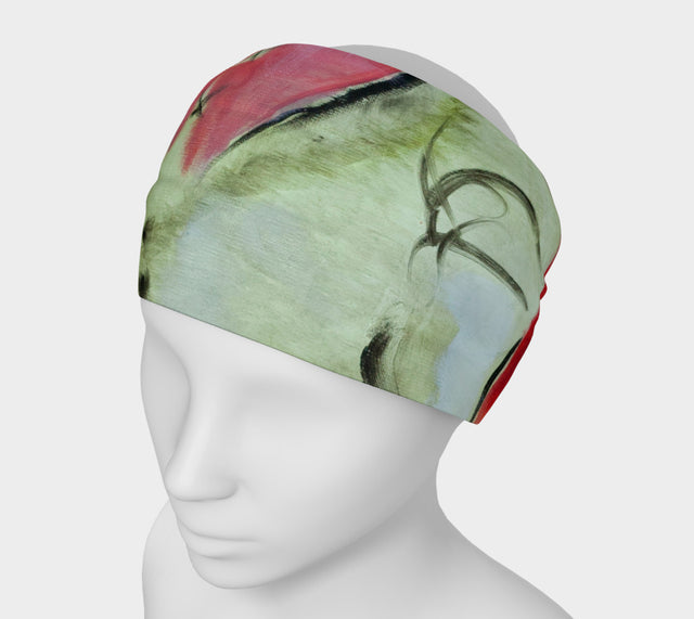 Color Splash Head Band