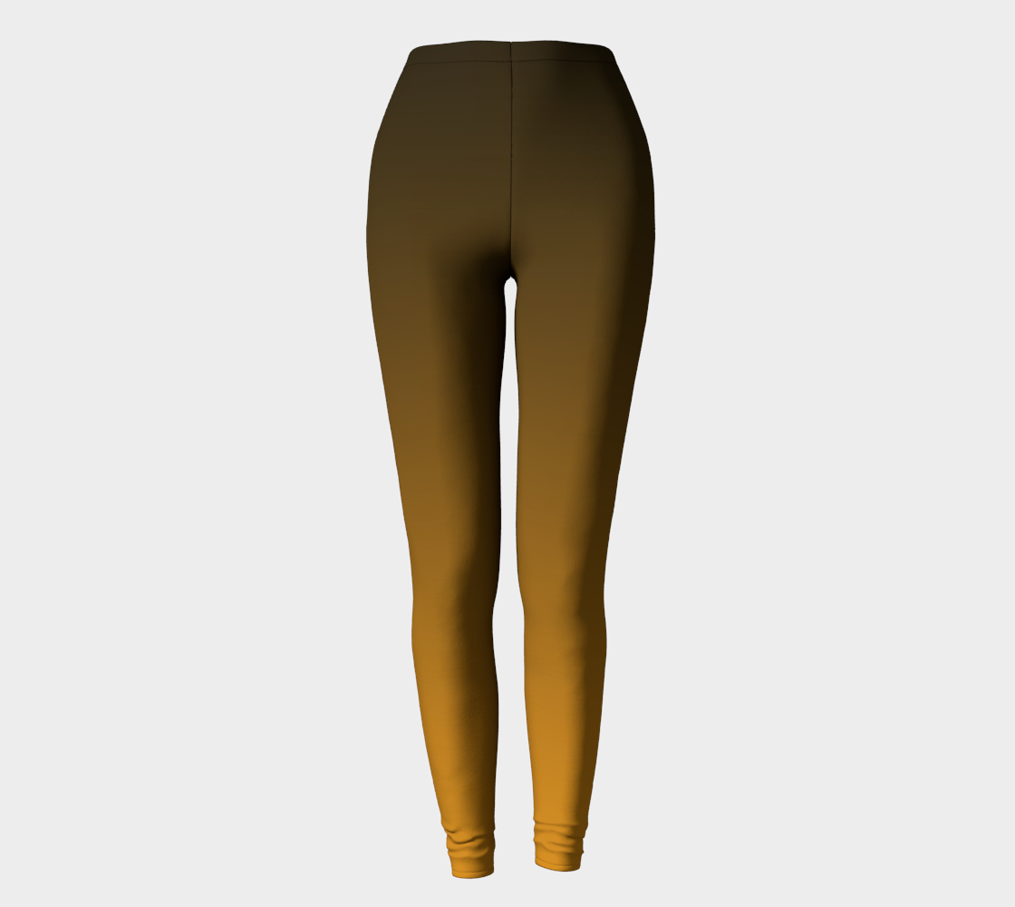 Olive/Ochre Leggings