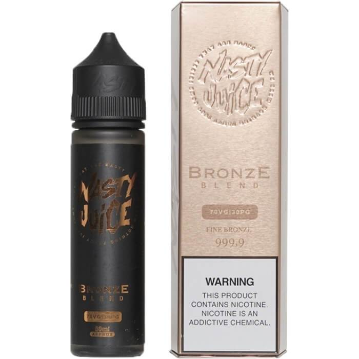 Bronze Blend by Nasty Juice Tobacco Series E-Liquid #1