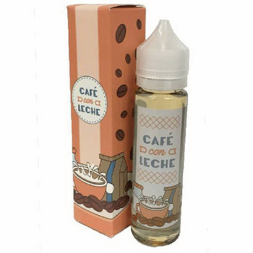 Cafe Con Leche by Pacific Vape Supply E-Juice #1