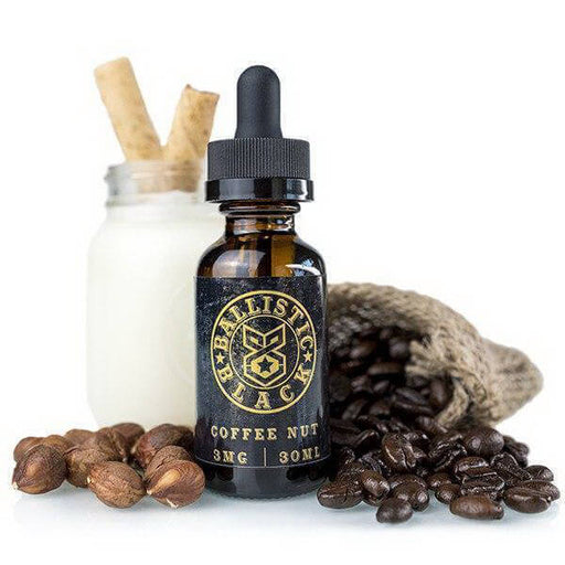 Coffee Nut by Ballistic Black E-Liquid #1