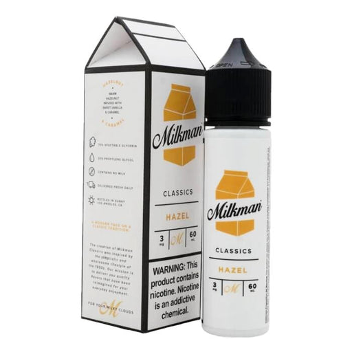 Hazel by The Milkman eJuice #1