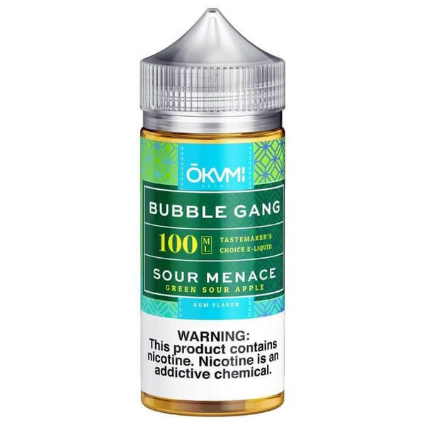 Sour Menace by Bubble Gang E-Liquid #1