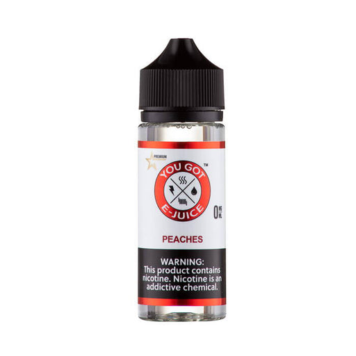 Peaches by You Got E-Juice #1