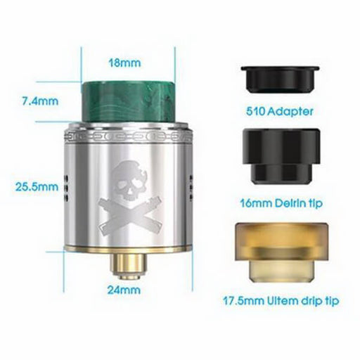 Bonza RDA by Vandy Vape #1