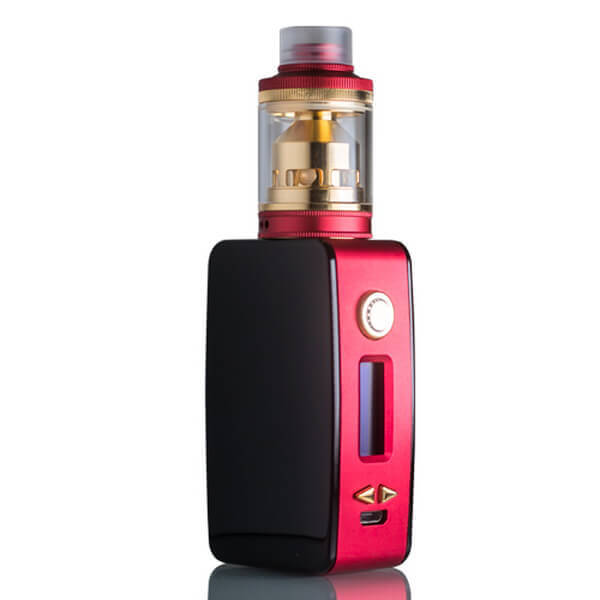 Wake LittleFoot 60W TC Starter Kit (Black Panel) #8