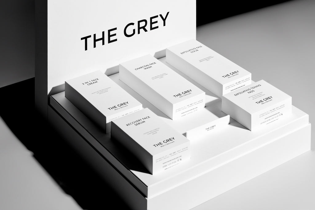THE GREY INTRODUCTION GIFT BOX - Grey Men's Skincare