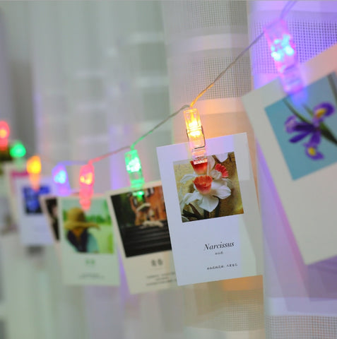 Photo Clip LED String, [TopTrends_4U]