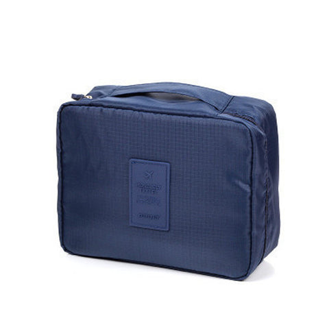 Compact Travel Cosmetic Bag, [TopTrends_4U]