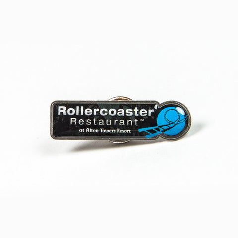 Rollercoaster Restaurant Badge