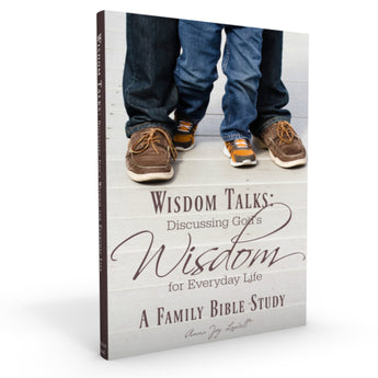 A-Family Bible Study: Wisdom Talks, Instant Download