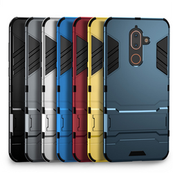 Hard Silicone Rubber For Nokia 7 Plus, 6 2018, 1 2 3 X5 X6 8 Case Cover