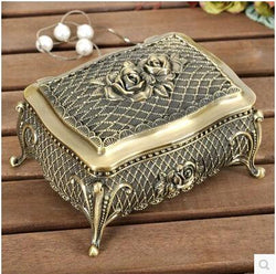 European-style Jewelry Box