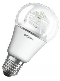 369900 - OSRAM LED GLS 240v 10w=60w 2700K E27 CL DIMMABLE