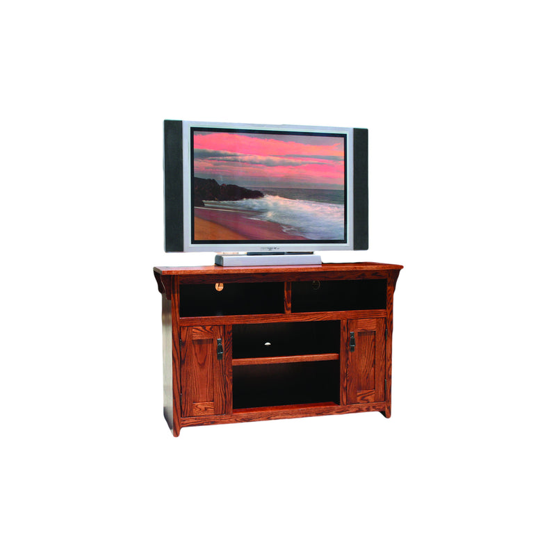 "American Mission Oak 54"" Entertainment Console"