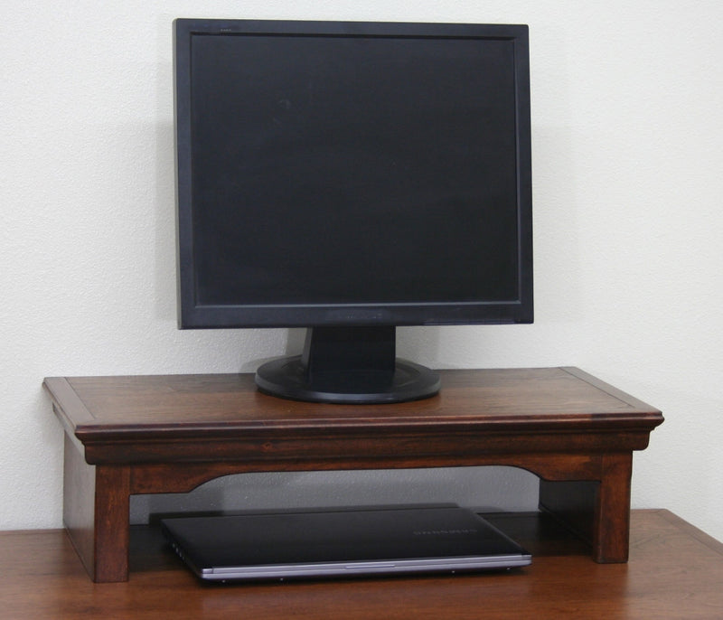 Casano Traditional Alder TV Riser Stand