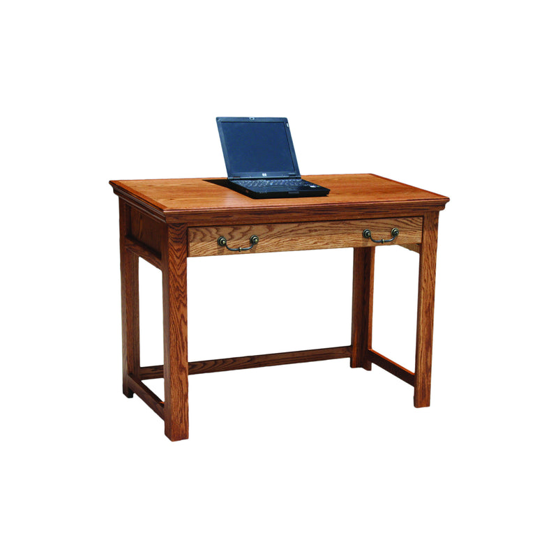 "Casano Traditional Oak 36"" Laptop Writing Table Desk"