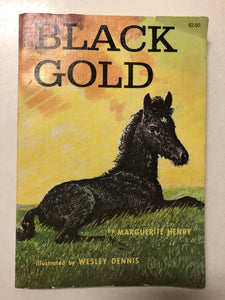 Black Gold - Slick Cat Books