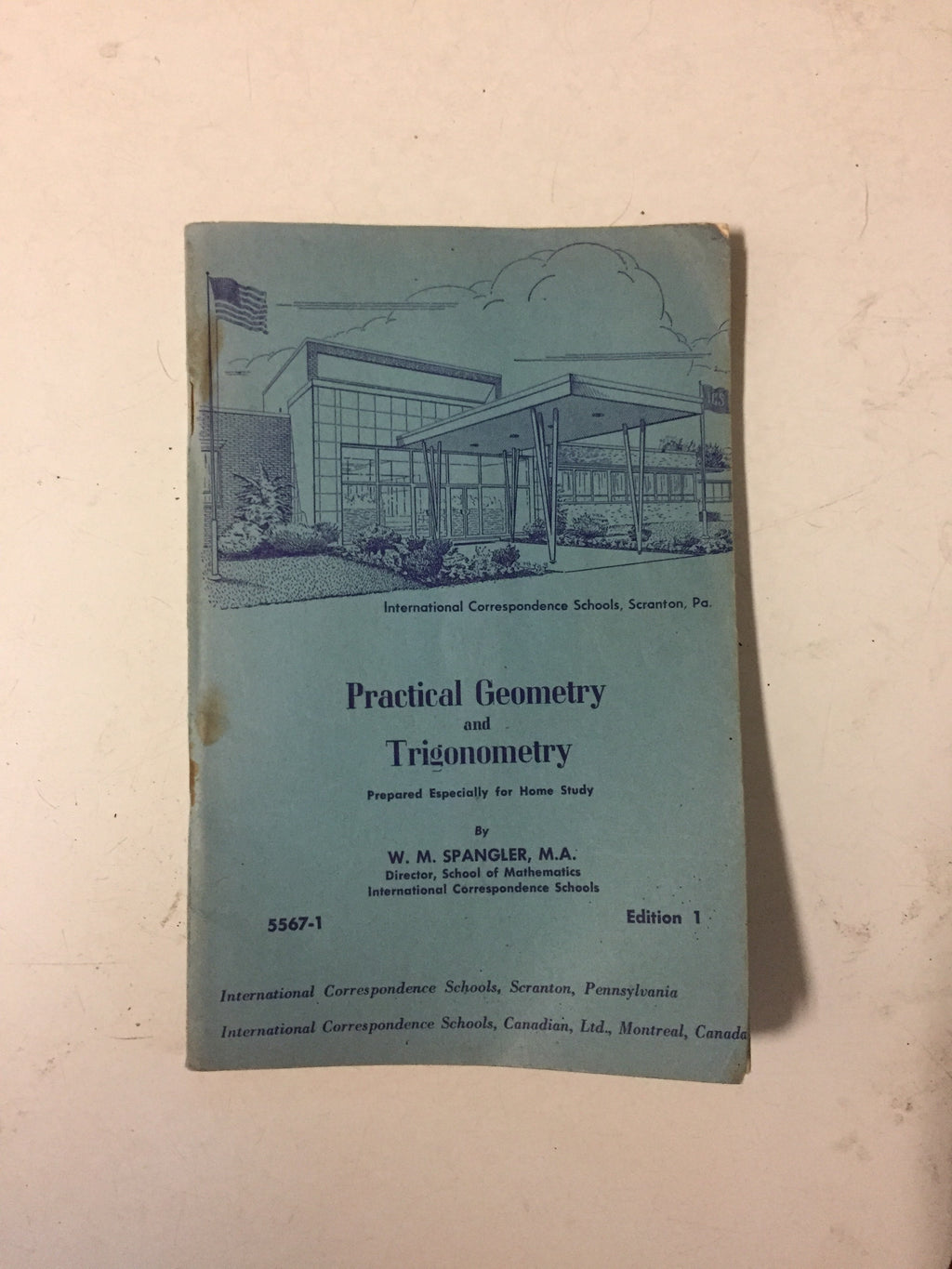 Practical Geometry and Trigonometry Prepared Especially for Home Study - Slickcatbooks