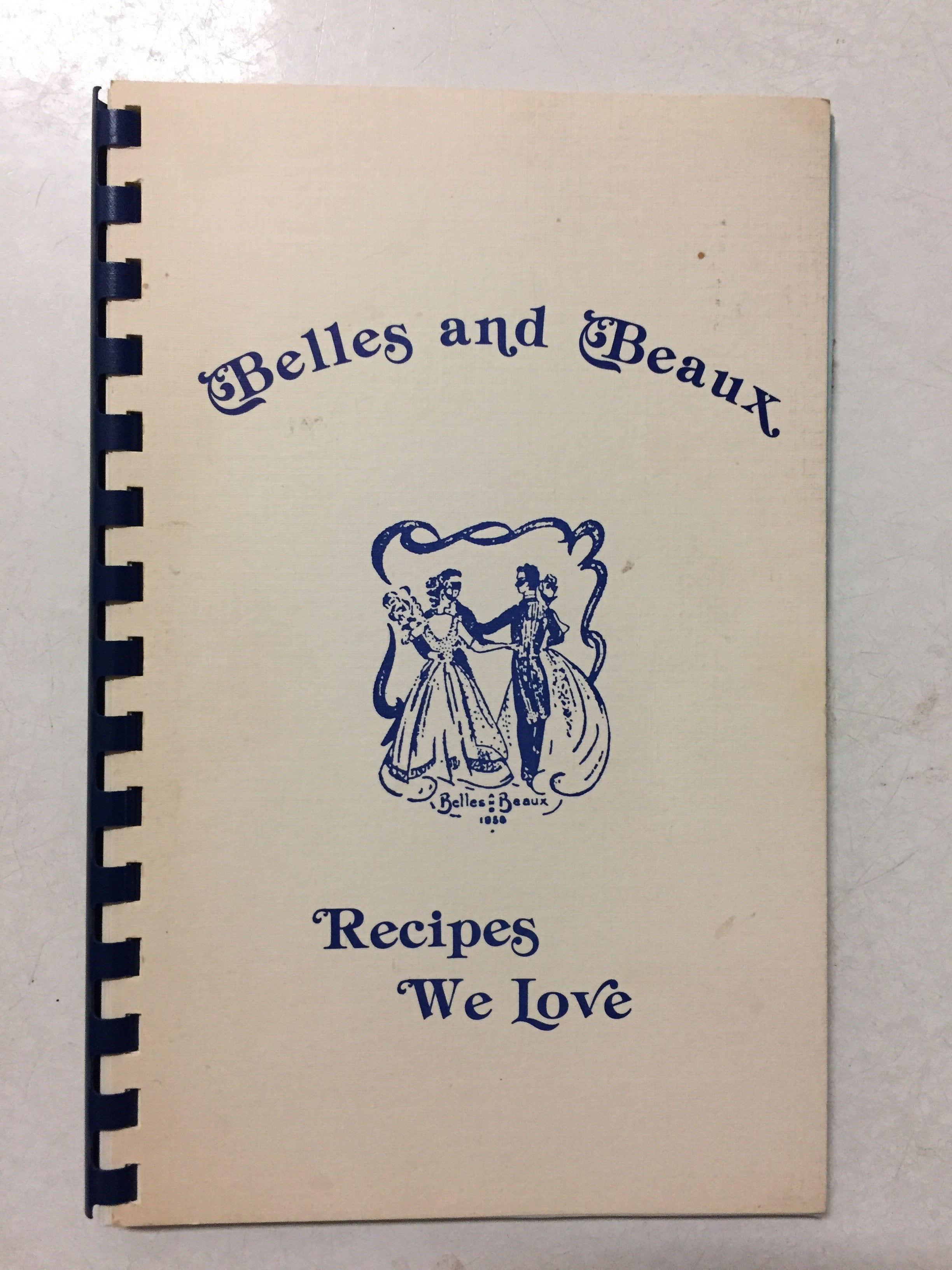 Belles and Beaux Recipes We Love - Slick Cat Books
