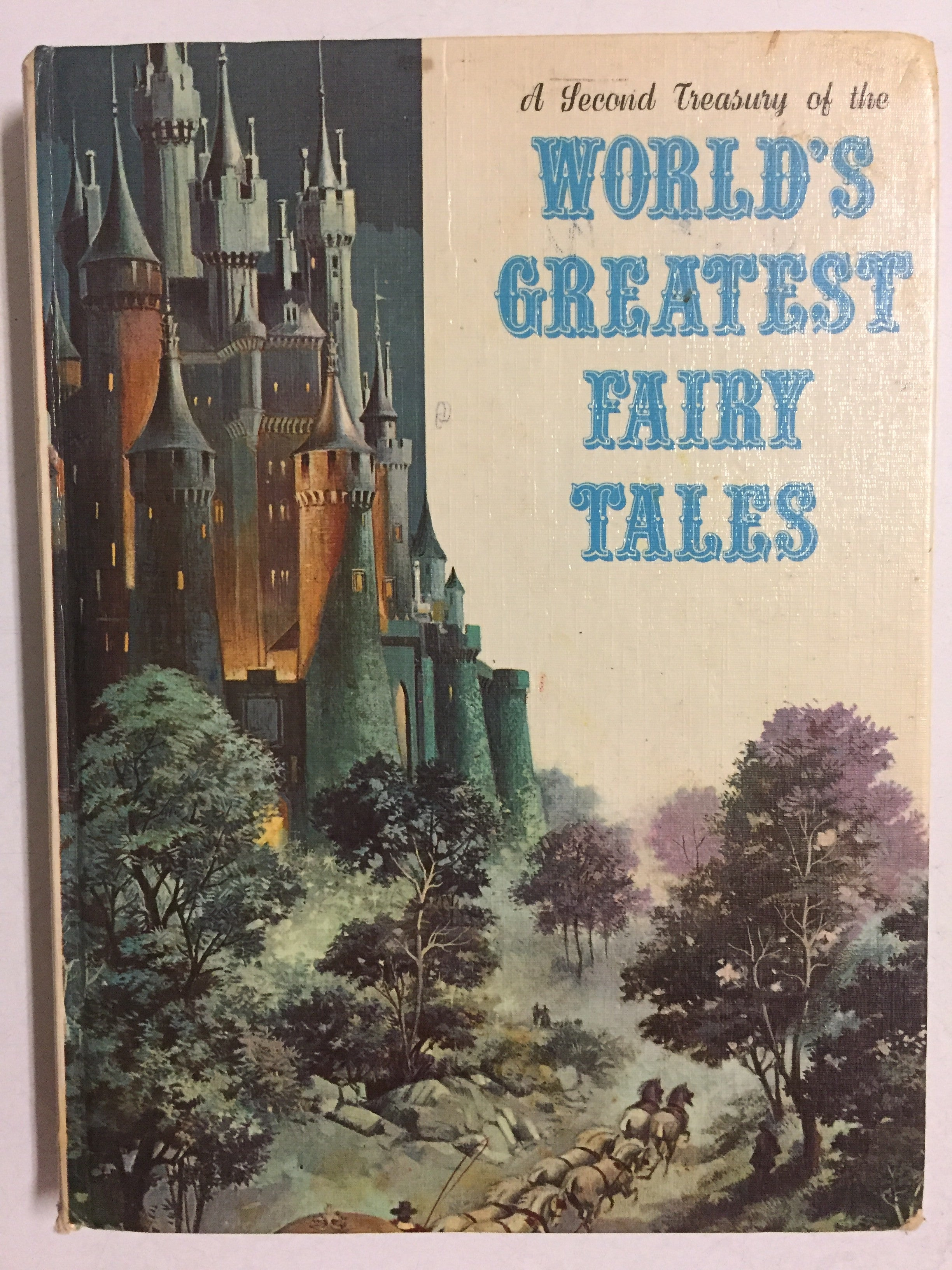 A Secondary Treasury of the World's Greatest Fairy Tales - Slick Cat Books